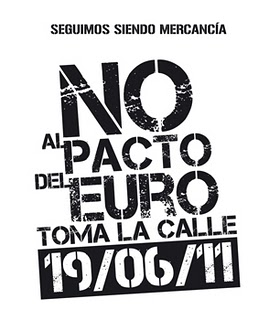 No al pacto del Euro