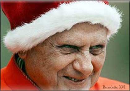 Ratzinger, el oscuro y tenebroso hacedor de una Iglesia muerta y disecada