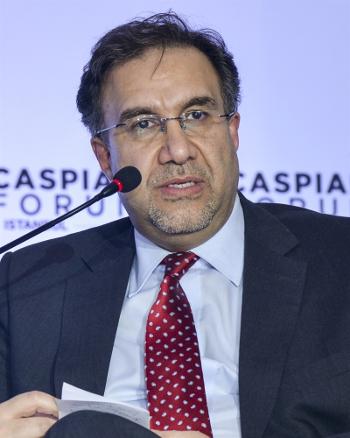 Luay Al-Khatteb, escritor, periodista y conferenciante iraquí.
